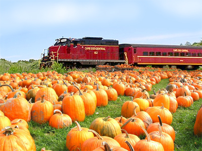 Cape-Cod-Train-pumpkin-patch